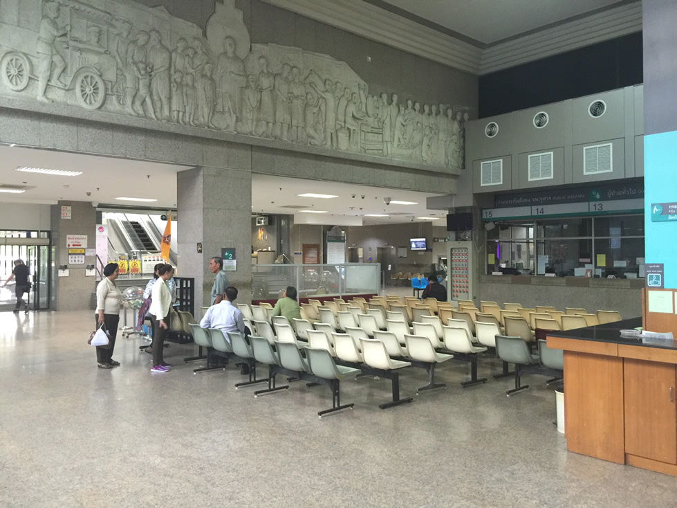 King chulalongkorn memorial hospital 02