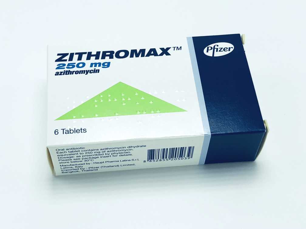Zithromax (Azithromycin) Patient Information: Side Effects ...